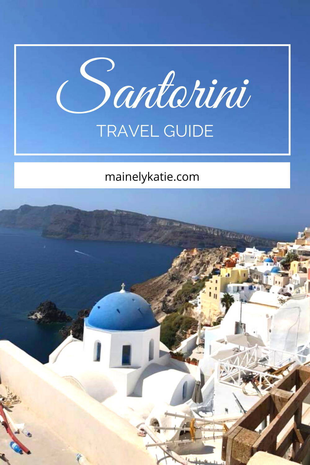 We had the BEST time on out first trip to Santorini and we cannot wait to return. I put together this Santorini travel guide for first time travelers. I provide all the details to where we stayed, where we ate and the places we visited.