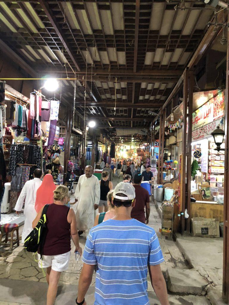 travel tips for Egypt markets