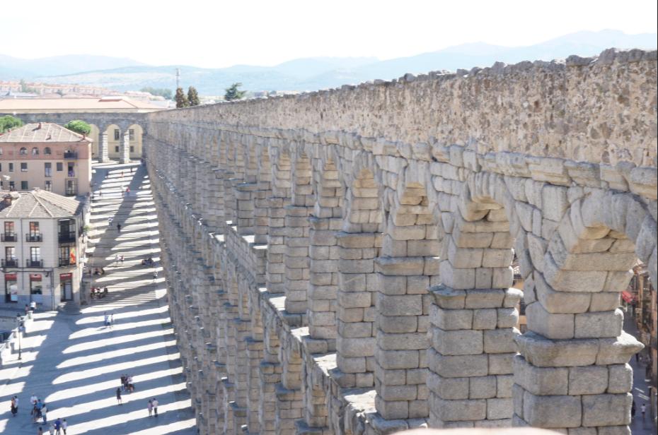 Aqueduct Segovia Spain travel guide