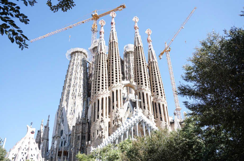 Cathedral Barcelona Spain travel guide