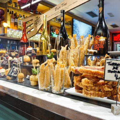 Pinchos Crawl: Things to do in Spain