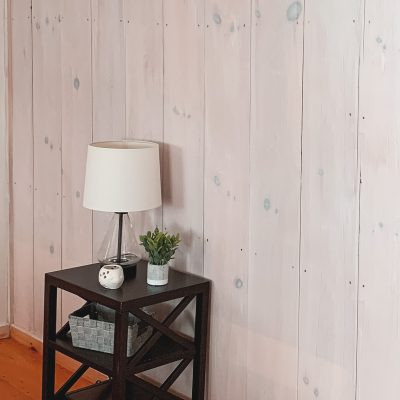 How to Whitewash Walls