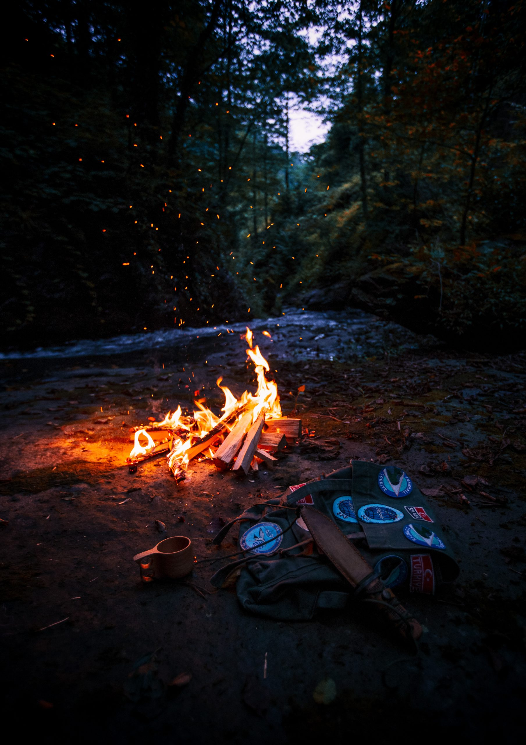 The key to a fun and successful camping trip is to be prepared. There is a lot to think about when packing for a camping trip. Use this post to make your own camping gear checklist for your next trip!