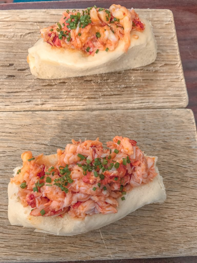 Eventide Brown Butter Lobster Roll