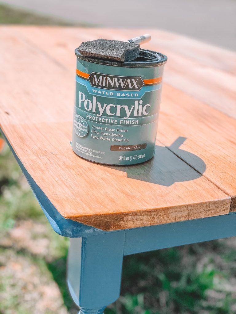 polyurethane used to varnish