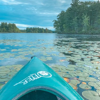kayaking augusta maine