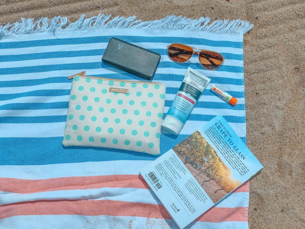 beach day essentials list
