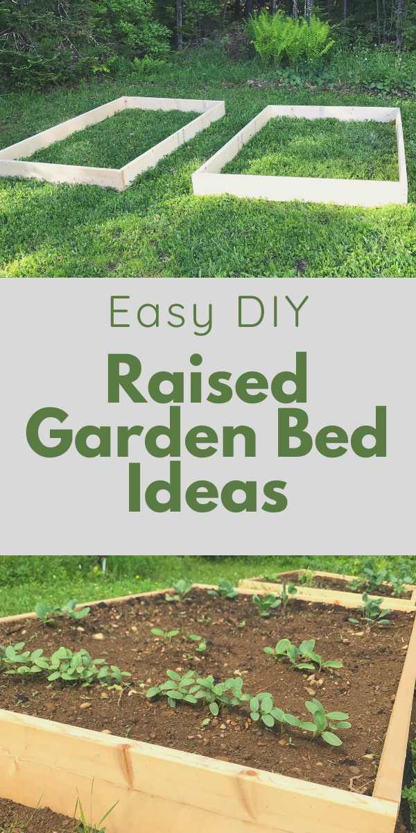 If you are looking into building your own garden beds this year, check out this list of easy DIY raised garden bed ideas.