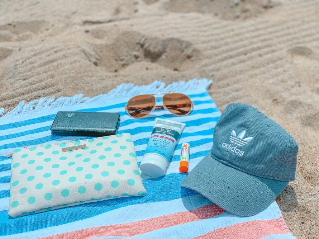 beach bag essentials list