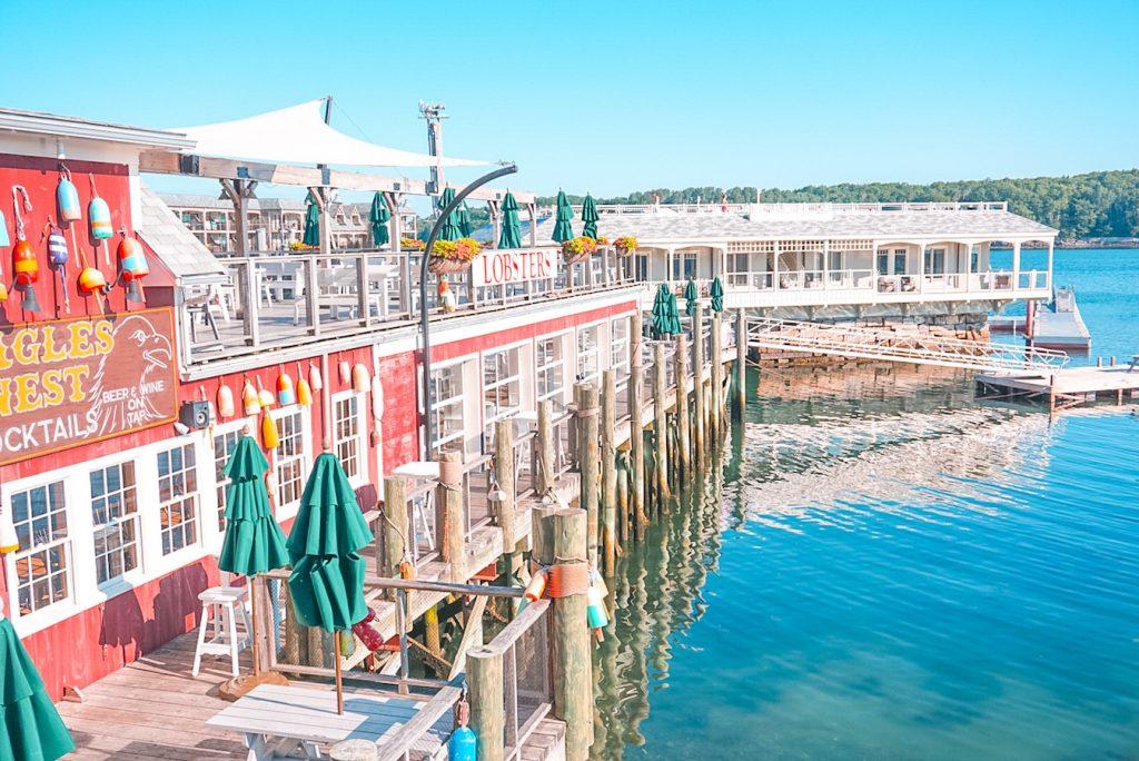 Stewman's bar harbor
