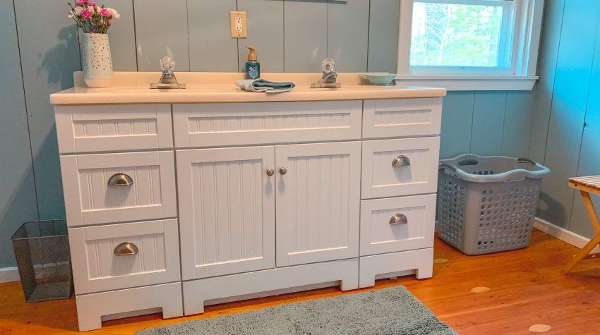 cottage bathroom renovations