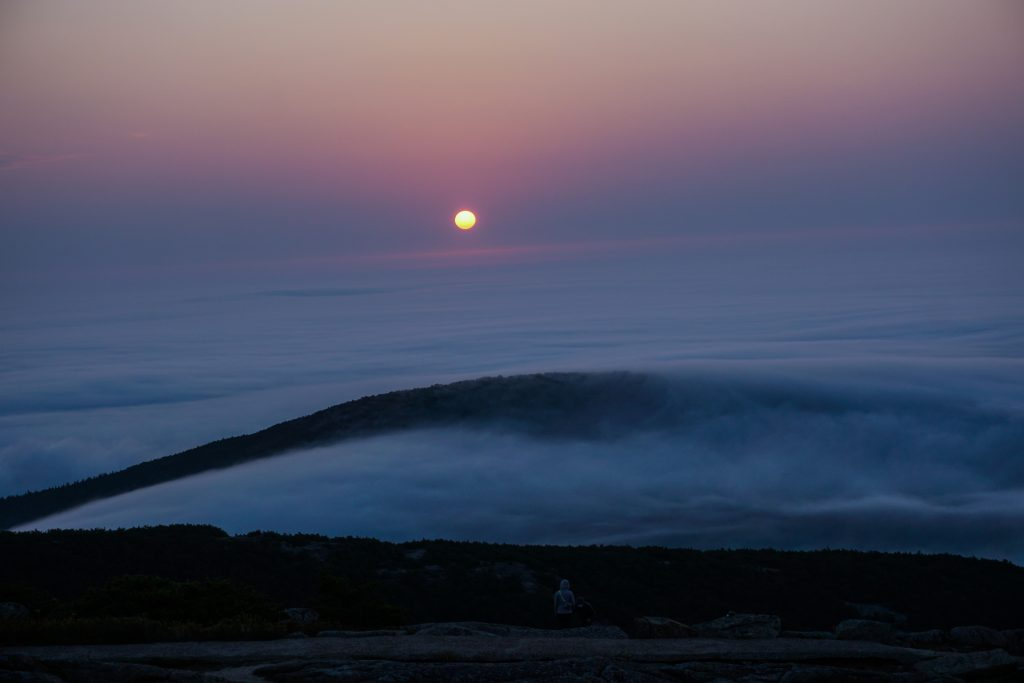 Sunrise Cadillac Mountain