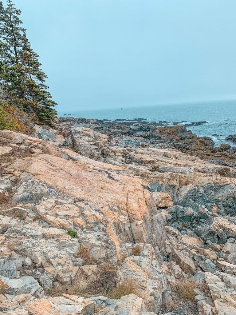 Otter Point Acadia