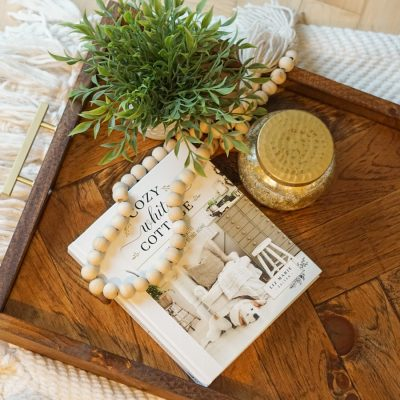 DIY Wood Tray: Step by Step Tutorial