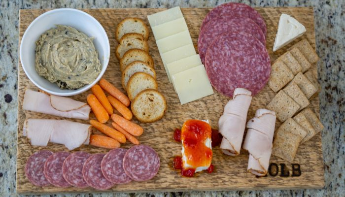 DIY Charcuterie Board Tutorial