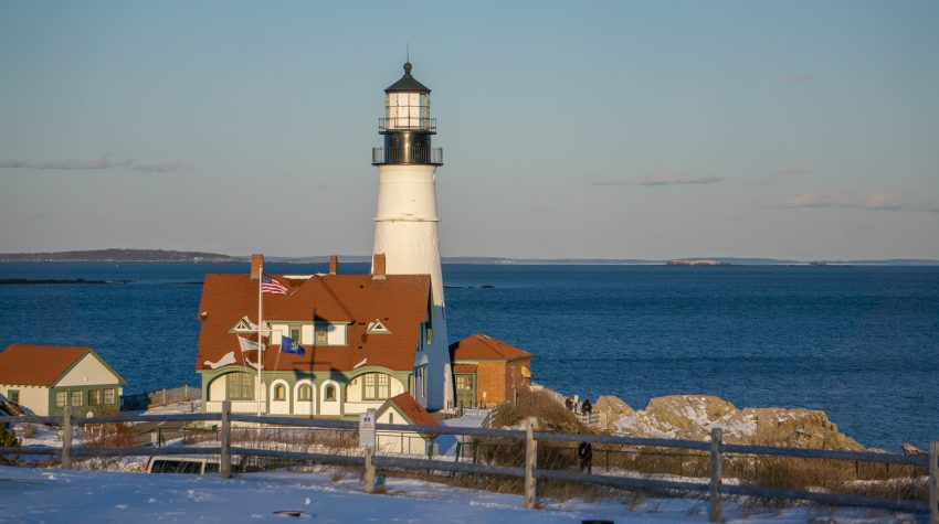 portland headlight winter